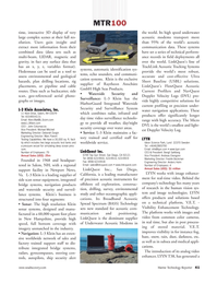 Marine Technology Magazine, page 41,  Jul 2008 Broadband