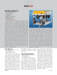 Marine Technology Magazine, page 44,  Jul 2008 Texas