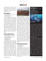 Marine Technology Magazine, page 45,  Jul 2008 Rodney Norman
