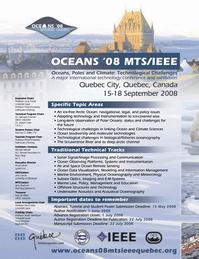 Marine Technology Magazine, page 47,  Jul 2008
