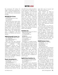 Marine Technology Magazine, page 51,  Jul 2008 Hawaii
