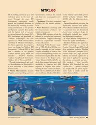Marine Technology Magazine, page 53,  Jul 2008 ADCP technology