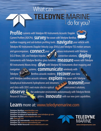 Marine Technology Magazine, page 4th Cover,  Jul 2008