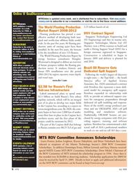 Marine Technology Magazine, page 6,  Jul 2008 Laura Fenton