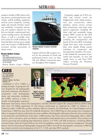 Marine Technology Magazine, page 10,  Jul 2010 New England