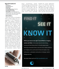 Marine Technology Magazine, page 11,  Jul 2010 Florida