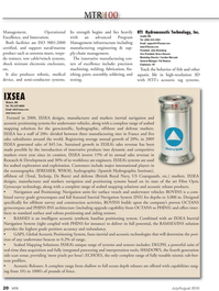Marine Technology Magazine, page 20,  Jul 2010