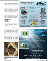 Marine Technology Magazine, page 21,  Jul 2010 plastics experts