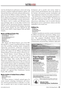 Marine Technology Magazine, page 23,  Jul 2010 RocLoc