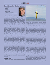 Marine Technology Magazine, page 25,  Jul 2010