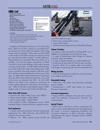Marine Technology Magazine, page 27,  Jul 2010 Work Class ROVs