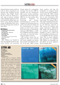 Marine Technology Magazine, page 30,  Jul 2010 control systems