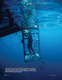 Marine Technology Magazine, page 32,  Jul 2010 Michael Domeier