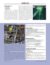 Marine Technology Magazine, page 35,  Jul 2010