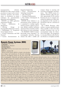 Marine Technology Magazine, page 42,  Jul 2010