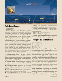 Marine Technology Magazine, page 48,  Jul 2010 Harry Maxfield