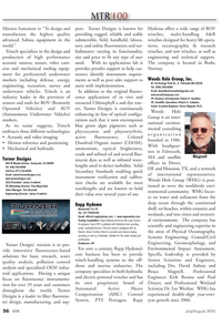 Marine Technology Magazine, page 56,  Jul 2010 Texas