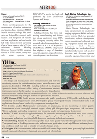 Marine Technology Magazine, page 58,  Jul 2010 Ohio