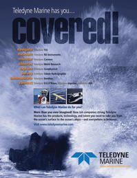 Marine Technology Magazine, page 4th Cover,  Jul 2010