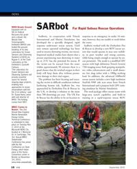 Marine Technology Magazine, page 10,  Sep 2010 Woods Hole