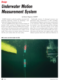 Marine Technology Magazine, page 18,  Sep 2010 Nikon