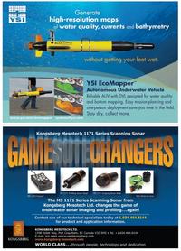 Marine Technology Magazine, page 21,  Sep 2010