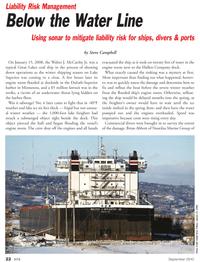 Marine Technology Magazine, page 22,  Sep 2010 Brian Abbott