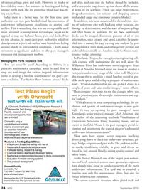 Marine Technology Magazine, page 24,  Sep 2010 Oregon