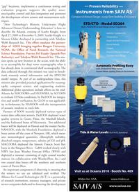 Marine Technology Magazine, page 27,  Sep 2010 Oregon