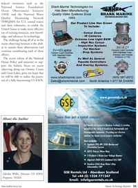 Marine Technology Magazine, page 31,  Sep 2010 National Science Foundation
