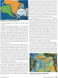 Marine Technology Magazine, page 35,  Sep 2010 Espirito Santo