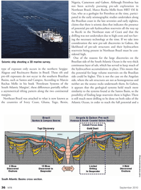 Marine Technology Magazine, page 36,  Sep 2010 Brazilian coast