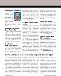 Marine Technology Magazine, page 41,  Sep 2010 Georgia