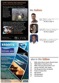 Marine Technology Magazine, page 4,  Sep 2010 Claudio Paschoa