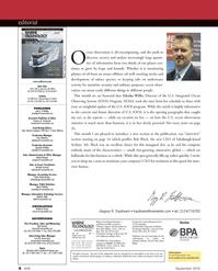 Marine Technology Magazine, page 6,  Sep 2010 Rob Howard