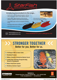 Marine Technology Magazine, page 11,  Oct 2010 Field Proven Systems Worldclass Customer Support Hydroid Inc