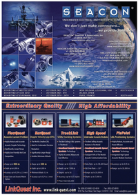 Marine Technology Magazine, page 15,  Oct 2010