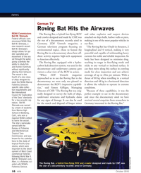 Marine Technology Magazine, page 16,  Oct 2010 Simon Gilligan