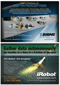 Marine Technology Magazine, page 17,  Oct 2010