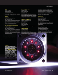 Marine Technology Magazine, page 41,  Oct 2010 Texas