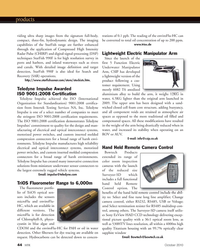 Marine Technology Magazine, page 44,  Oct 2010 Impulse