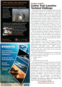 Marine Technology Magazine, page 4,  Oct 2010 Mainstream Renewable Power
