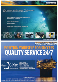 Marine Technology Magazine, page 7,  Oct 2010