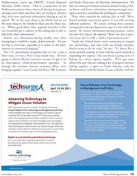 Marine Technology Magazine, page 13,  Nov 2010