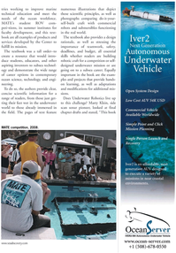 Marine Technology Magazine, page 17,  Nov 2010