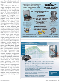 Marine Technology Magazine, page 19,  Nov 2010