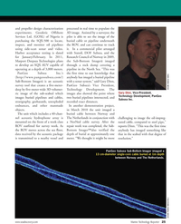 Marine Technology Magazine, page 25,  Nov 2010