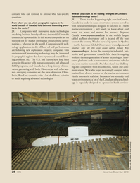 Marine Technology Magazine, page 28,  Nov 2010