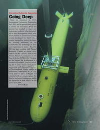 Marine Technology Magazine, page 31,  Nov 2010
