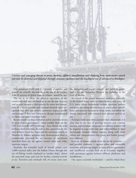 Marine Technology Magazine, page 42,  Nov 2010